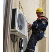 Установка и обслуживание систем вентиляции и кондиционирования фото
