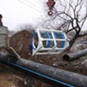 Строительство трубопроводов цена Украина фото