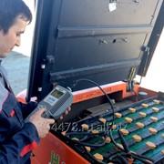 Диагностика технического состояния тяговых и стационарных свинцово-кислотных АКБ фото