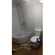 Установка унитаза ванна или душ-кабина фото