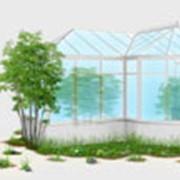 Зимние сады из алюминия фото