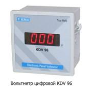 Вольтметр цифровой KDV 96, 0-500V перем. тока (KRK)