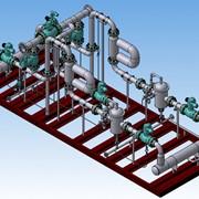 Проектирование трубопроводов в ППУ-изоляции при подземной бесканальной прокладке тепловых сетей фото