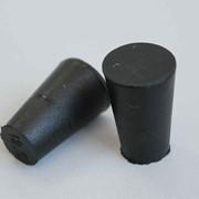 Пробка резиновая №12.5 фото