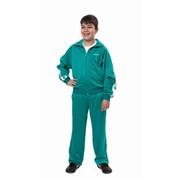 Спортивный костюм детский ГОНДУРАС бирюзовый фото