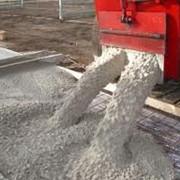 Строительный бетон Марка М250 фото