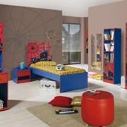 Мебель для детских комнат в ассортименте фото