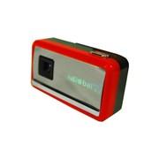 N-10 Global веб камера, 1,3 Mpix, USB 2.0, Красный, Зажим, Подсветка: Нет фото