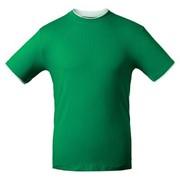 Футболка T-bolka Accent зеленая, размер S фото