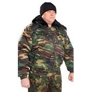 Куртка утеплённая - Святогор, зелёный КМФ фото