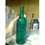 Как сделать дырку из стеклянной бутылки 519