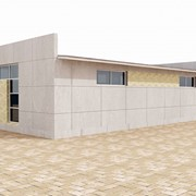 Строительство зданий, Строительство с применением Лёгких Стальных Тонкостенных Конструкций фото