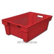Пластиковые тары и ящики