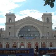 Проезд из района Выборгский до ж/д вокзала Балтийский фото