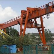Модернизация электрооборудования грузоподъемных кранов фото