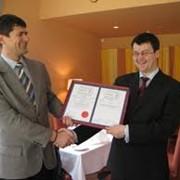 Услуги по международной сертификации