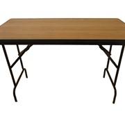"""Складной стол """"П"""" фото"""