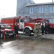 Услуги по обеспечению пожарной безопасности зданий и сооружений фото