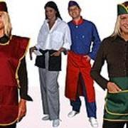 Пошив одежды для продавцов фото