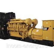 Генератор дизельный Caterpillar 3512B (1088 кВт) фото