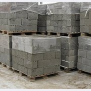 Блоки керамзитобетонные шлакобетонные щпс фото