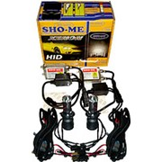 Комплект би-ксенона Sho-Me Super Slim HB1 (9004) (4300K) фото