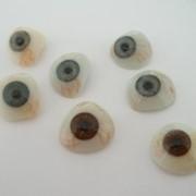 Стандартный глазной протез фото
