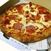 Упаковка картонная для пиццы, картонная упаковка для пиццы фото