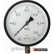 Манометр МТ-60 160 кГс/см² фото