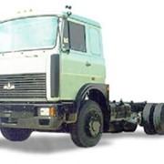 Шасси МАЗ-6303А5-352