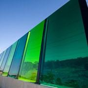 Монолитный поликарбонат 2мм прозрачный и цветной, фото
