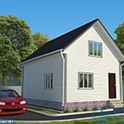Дом по проекту СД-4 фото