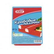 Крабовые палочки VICI, 1кг фото