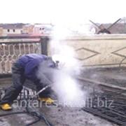 Очистка бетонных поверхностей фото