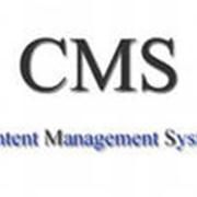 Система управлением сайта фото