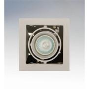 Карв комплектенный светильник LightstarCARDANO титан 214017 фото