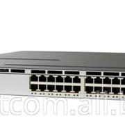 Коммутатор Cisco WS-C3750X-24P-S фото