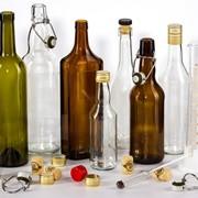 Бутылка винная 0,7 литра фото