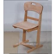 Детский стул ученический к парте Умничка фото