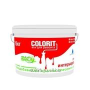 Краска Сolorit интерьерная 1.5 кг фото