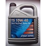 Моторное масло Alpine TS 10W40 teilsynth фото