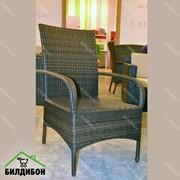 Кресло плетеное Garda-1012 фото
