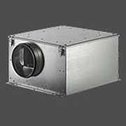 Вентиляторы канальные для круглых воздуховодов RUCK / ISO-T и ISO-R в изолированном корпусе фото