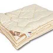 Одеяло из овечьей шерсти Люкс-меринос детское теплое фото
