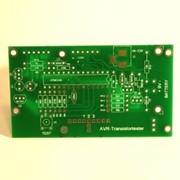 Печатная плата для электронных устройств AVR-Transistotester фото