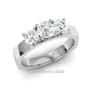 Кольца с бриллиантами D43226-1 фото