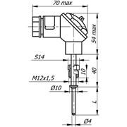 Термометры из платины технические ТПТ-19 фото
