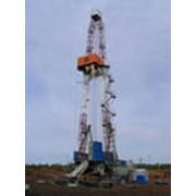 Монтаж бурового оборудования и агрегатов