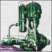 Установки стационарные поршневые газовые компрессорные без смазки цилиндров и сальников с водяным охлаждением 3ГП-20/8 фото