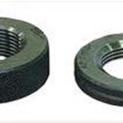 Калибры-кольца резьбовые для метрической резьбы ГОСТ 17763-72, ГОСТ 17764-73 фото